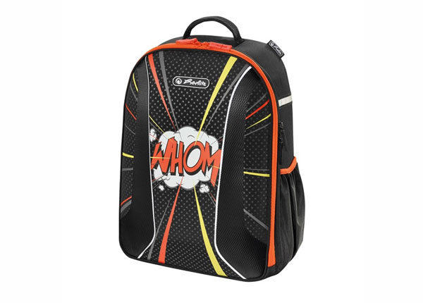 "Selkäreppu HERLITZ BE BAG AIRGO COMIC ""WHOM"" BB-130997"