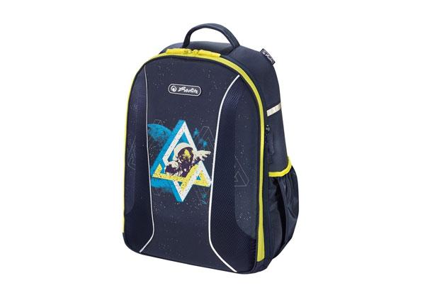 HERLITZ koulureppu Be Bag AIRGO - Space Men BB-131108