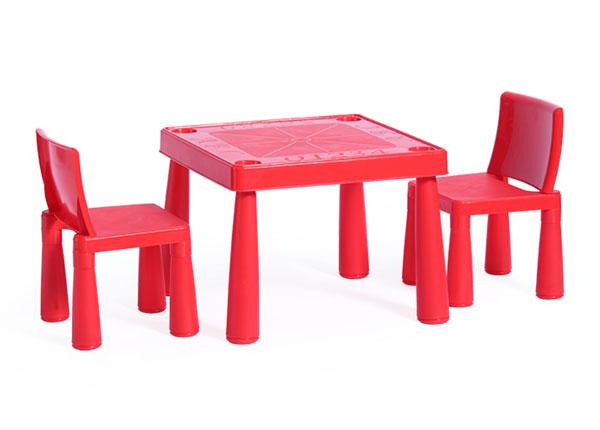 Lasten pöytä ja tuolit A5-131276