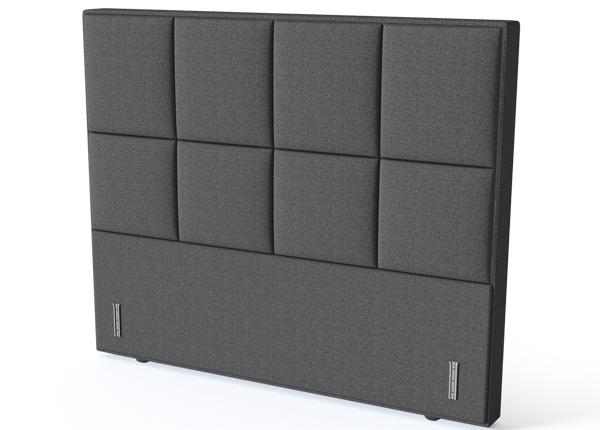SLEEPWELL sängynpääty BLACK KRONANG 120 cm SW-132108