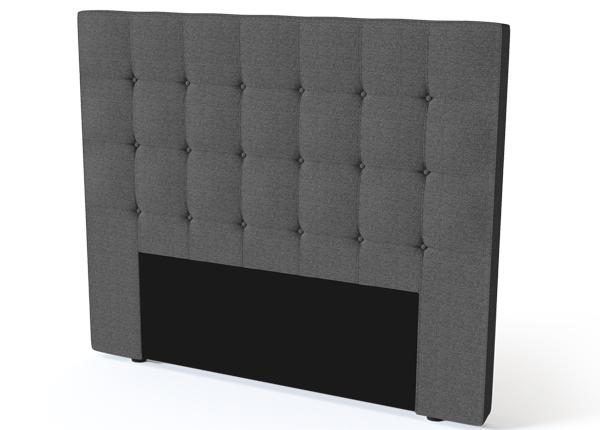 SLEEPWELL sängynpääty ARATORP BLACK SW-132125
