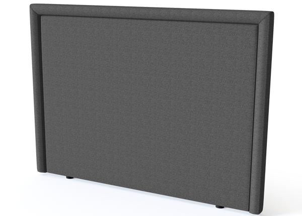 SLEEPWELL sängynpääty LINED BLACK 160 cm SW-132148