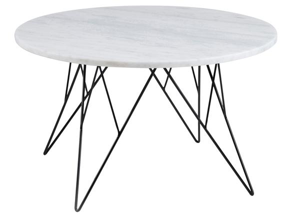 Sohvapöytä Ø 80 cm CM-132394