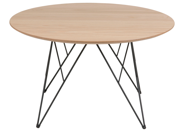 Sohvapöytä Ø 80 cm CM-132396