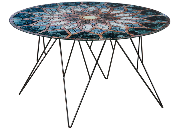 Sohvapöytä Ø 80 cm CM-132401