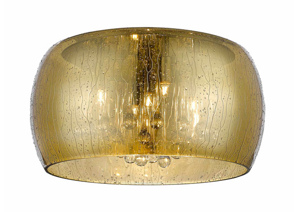 Kattovalaisin RAIN GOLD Ø40 cm A5-132518