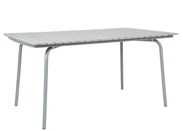 Keinopuinen terassipöytä 154x90 cm AY-132780