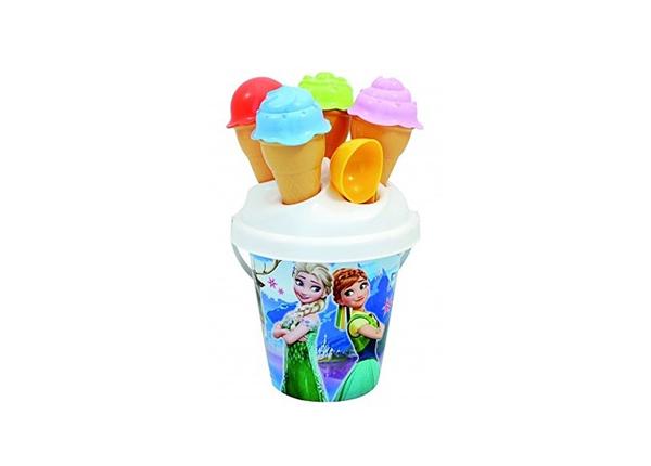 Sanko FROZEN jäätelömuoteilla UP-133080