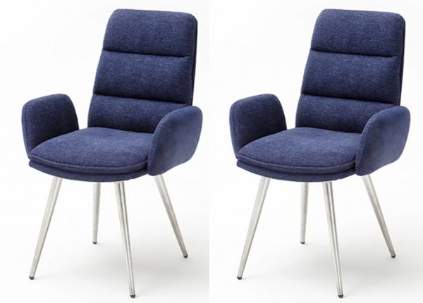 Käsinojalliset tuolit FIDA, 2 kpl CM-133157