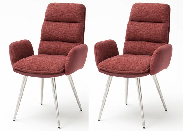 Käsinojalliset tuolit FIDA, 2 kpl CM-133162