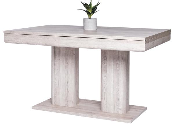 Jatkettava ruokapöytä 140-220x90 cm CM-133218