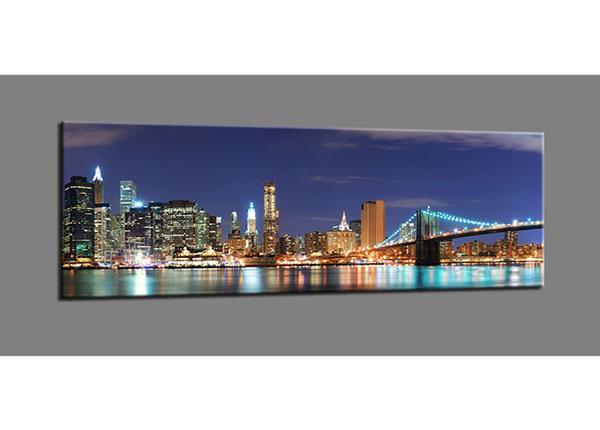 Seinätaulu NEW YORK 120x40 cm ED-133232