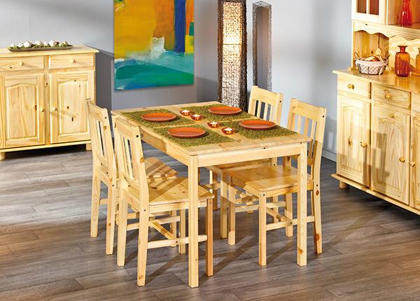 Ruokapöytä CARREL 118x75 cm AY-133359