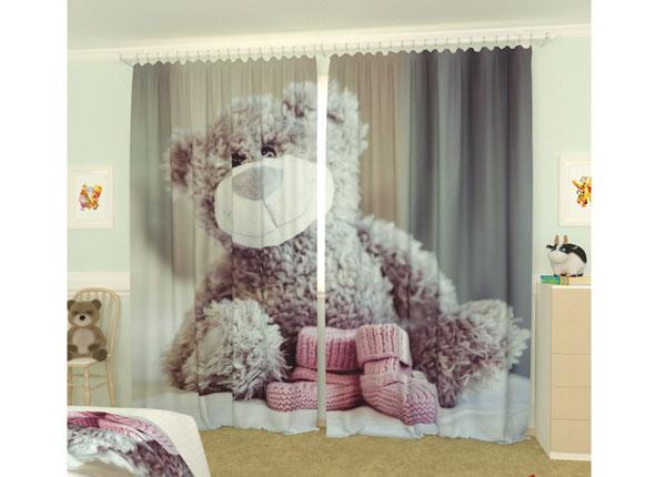 Kuvaverhot TEDDY BEAR 300x260 cm AÄ-133414