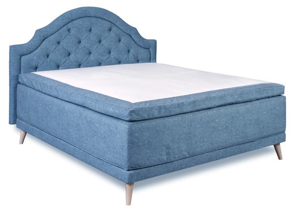 Comfort sänky HYPNOS ROYAL (pocket kaksinkertainen jousitus + pocket sijauspatja) 180x200 cm