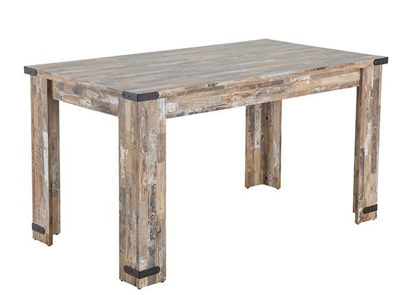 Ruokapöytä FACTORY 1 80x140 cm AY-133937