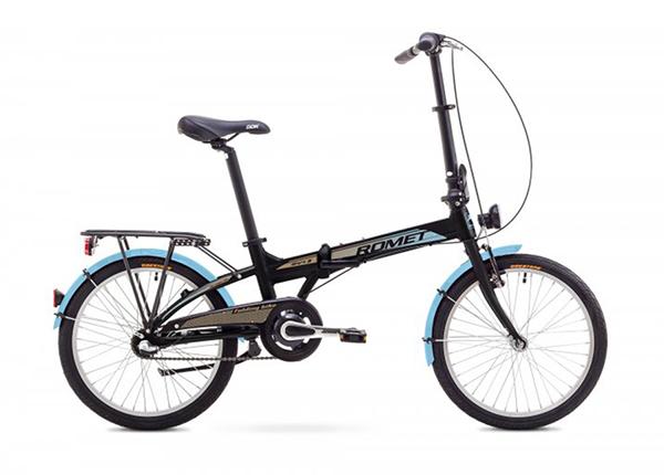 """Kokoontaitettava polkupyörä WIGRY 3 20"""" TC-133978"""