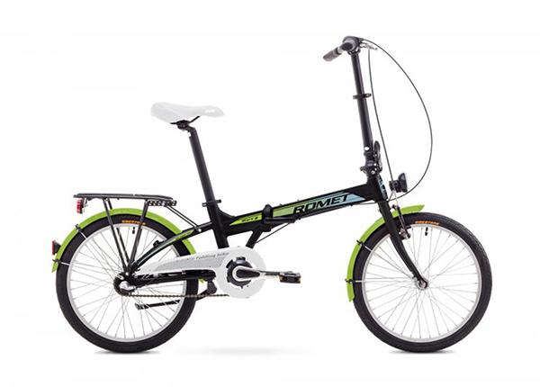 """Kokoontaitettava polkupyörä WIGRY 3 20"""" TC-133979"""