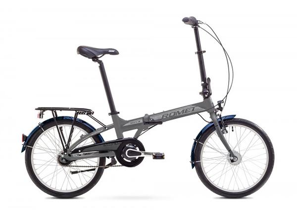 """Kokoontaitettava polkupyörä WIGRY 8 20"""" TC-133981"""