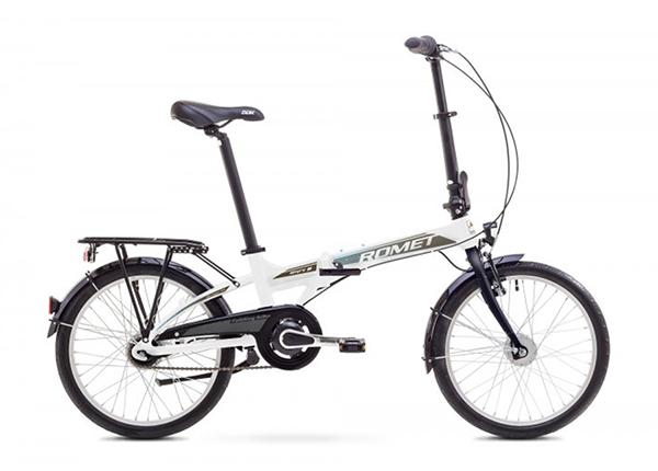 """Kokoontaitettava polkupyörä WIGRY 8 20"""" TC-133982"""