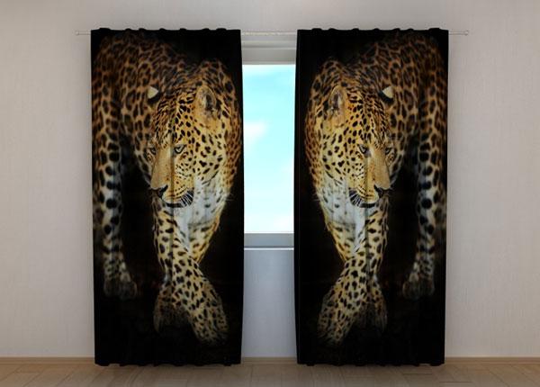 Puolipimentävä verho BEAUTIFUL JAGUAR 240x220 cm ED-134170