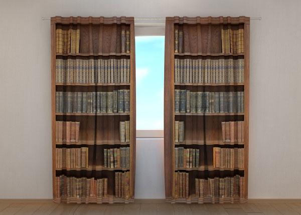 Pimennysverho BOOKCASE 240x220 cm ED-134216
