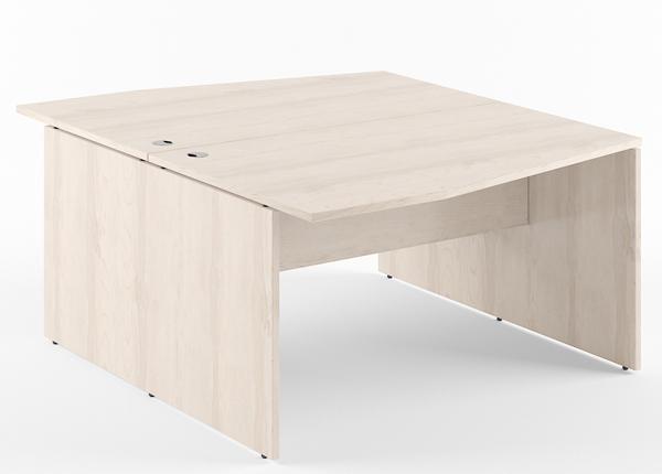 Työpöytä 2-kohtainen XTEN 160 cm KB-134520