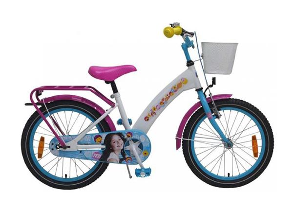 "Tyttöjen polkupyörä SOY LUNA 18"" TC-134545"