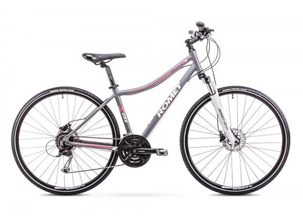 """Hybridipolkupyörä naisille 17"""" ORKAN 4 TC-134548"""