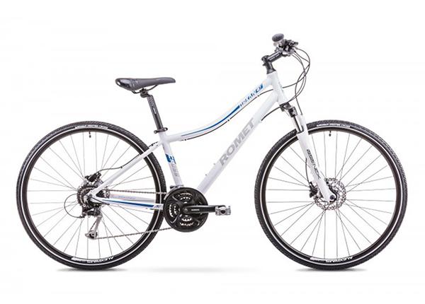 """Hybridipyörä naisille 17"""" ORKAN 4 TC-134550"""