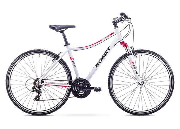 """Hybridipolkupyörä naisille 17"""" ORKAN TC-134552"""