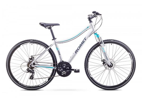 """Hybridipolkupyörä naisille 19"""" ORKAN 1 TC-134554"""