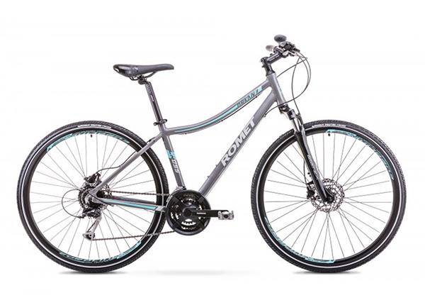 """Hybridipolkupyörä naisille 19"""" ORKAN 3 TC-134557"""