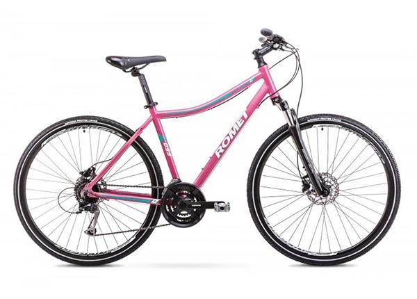 """Hybridipolkupyörä naisille 19"""" ORKAN 3 TC-134558"""
