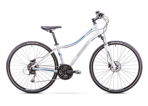 """Hybridipolkupyörä naisille 19"""" ORKAN 4 TC-134560"""