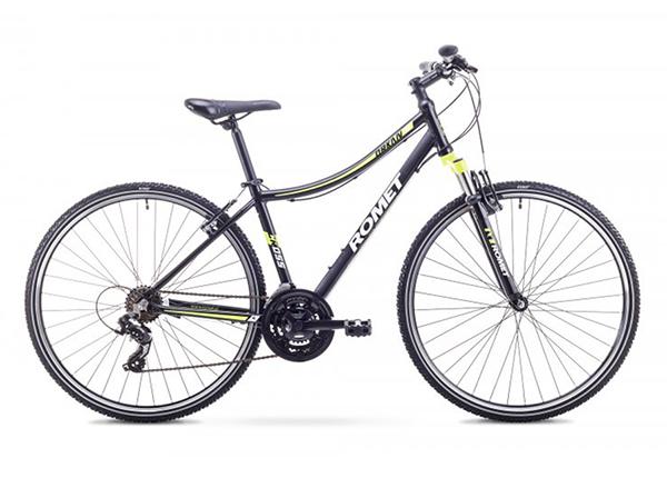 """Hybridipolkupyörä naisille 19"""" ORKAN TC-134561"""
