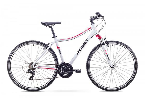 """Hybridipolkupyörä naisille 19"""" ORKAN TC-134564"""