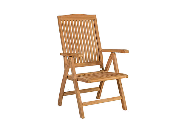 Kokoontaitettava puutarhatuoli ROSY EV-134785