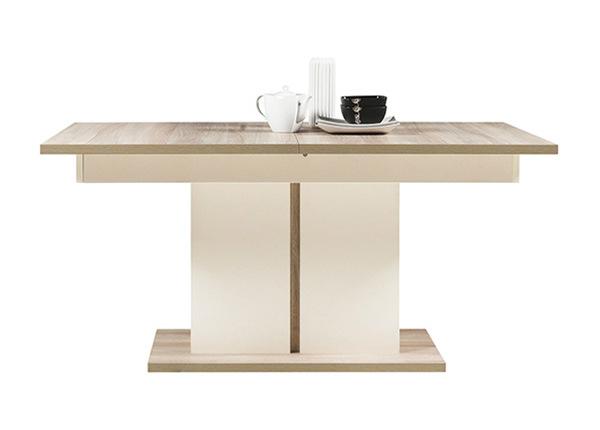 Jatkettava ruokapöytä 90x160-200 cm TF-135038