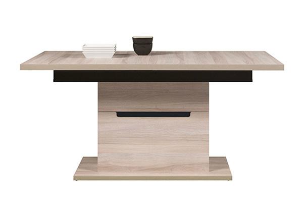 Jatkettava ruokapöytä 90x160-200 cm TF-135128