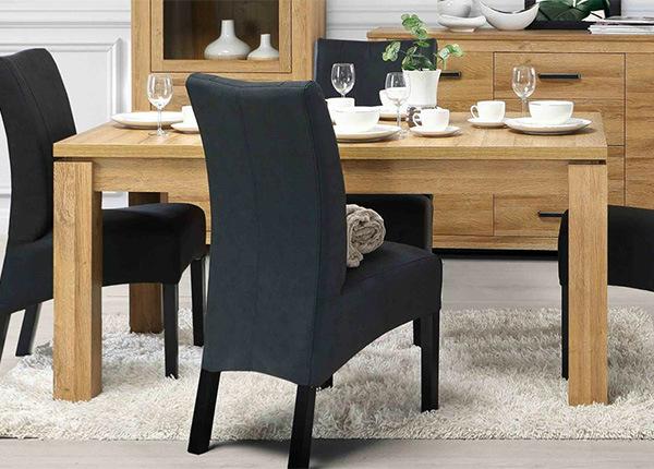 Jatkettava ruokapöytä 160-207x90 cm TF-135360