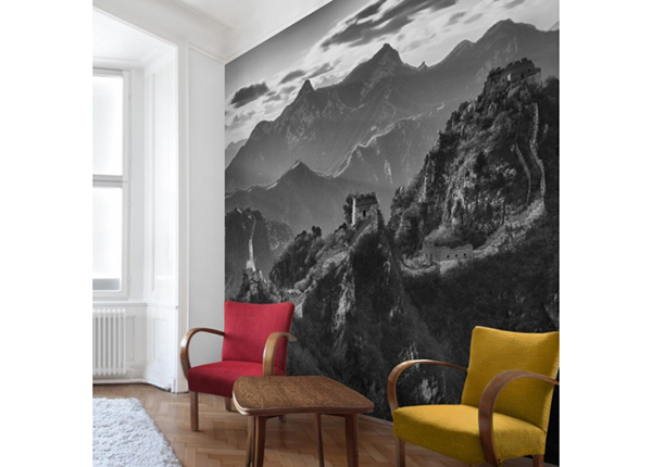Fleece-kuvatapetti THE GREAT CHINESE WALL II ED-135876