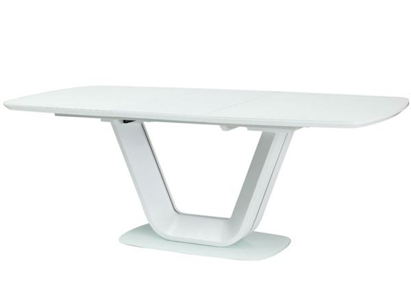 Jatkettava ruokapöytä ARMANI 160-220x90 cm WS-136327
