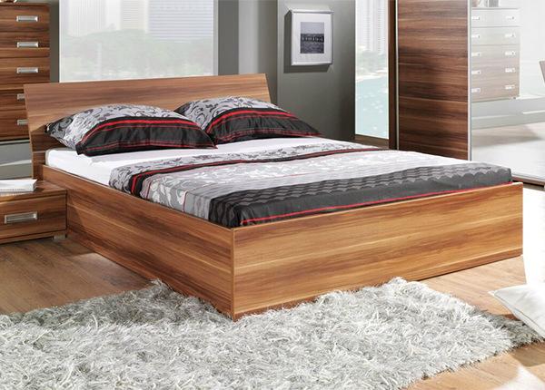 Sänky ylösnostettavalla pohjalla 140x200 cm TF-136337