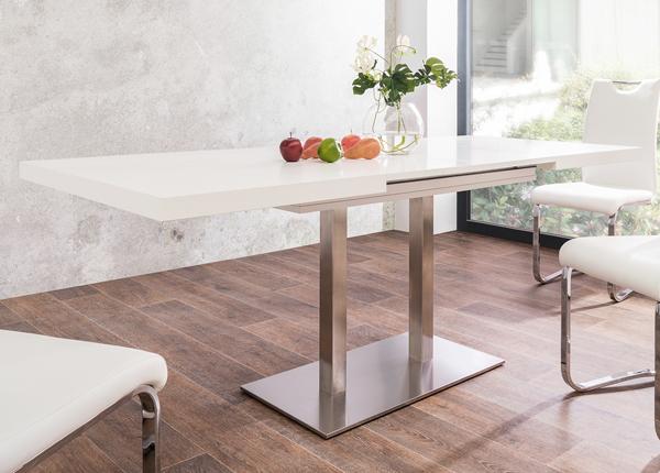Jatkettava ruokapöytä 120-200x80 cm CM-136632