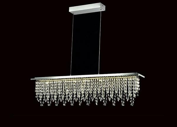 Kristallivalaisin MODERN GLACIER EW-136689