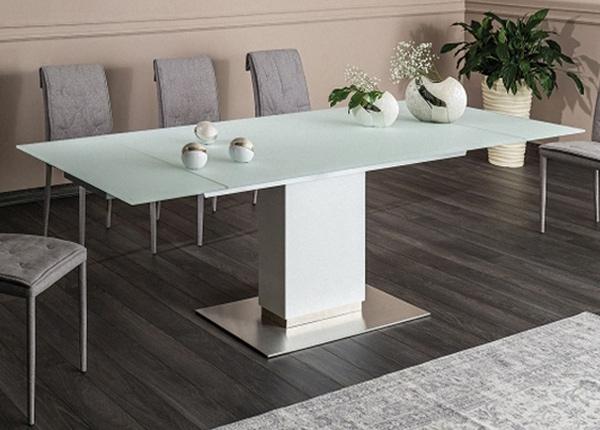 Jatkettava ruokapöytä HORIZON 160-240x90 cm WS-136877