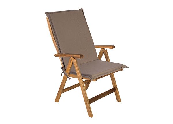 Tuolin istuinpehmuste selkänojalla SUMMER 48x115 cm EV-137049
