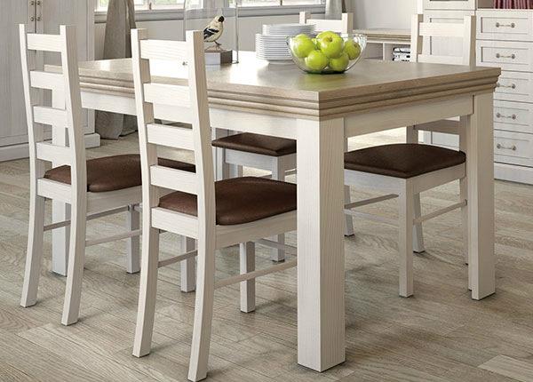 Jatkettava ruokapöytä 90x160-203cm TF-137074