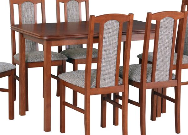 Jatkettava ruokapöytä 120-150x70 cm CM-137136